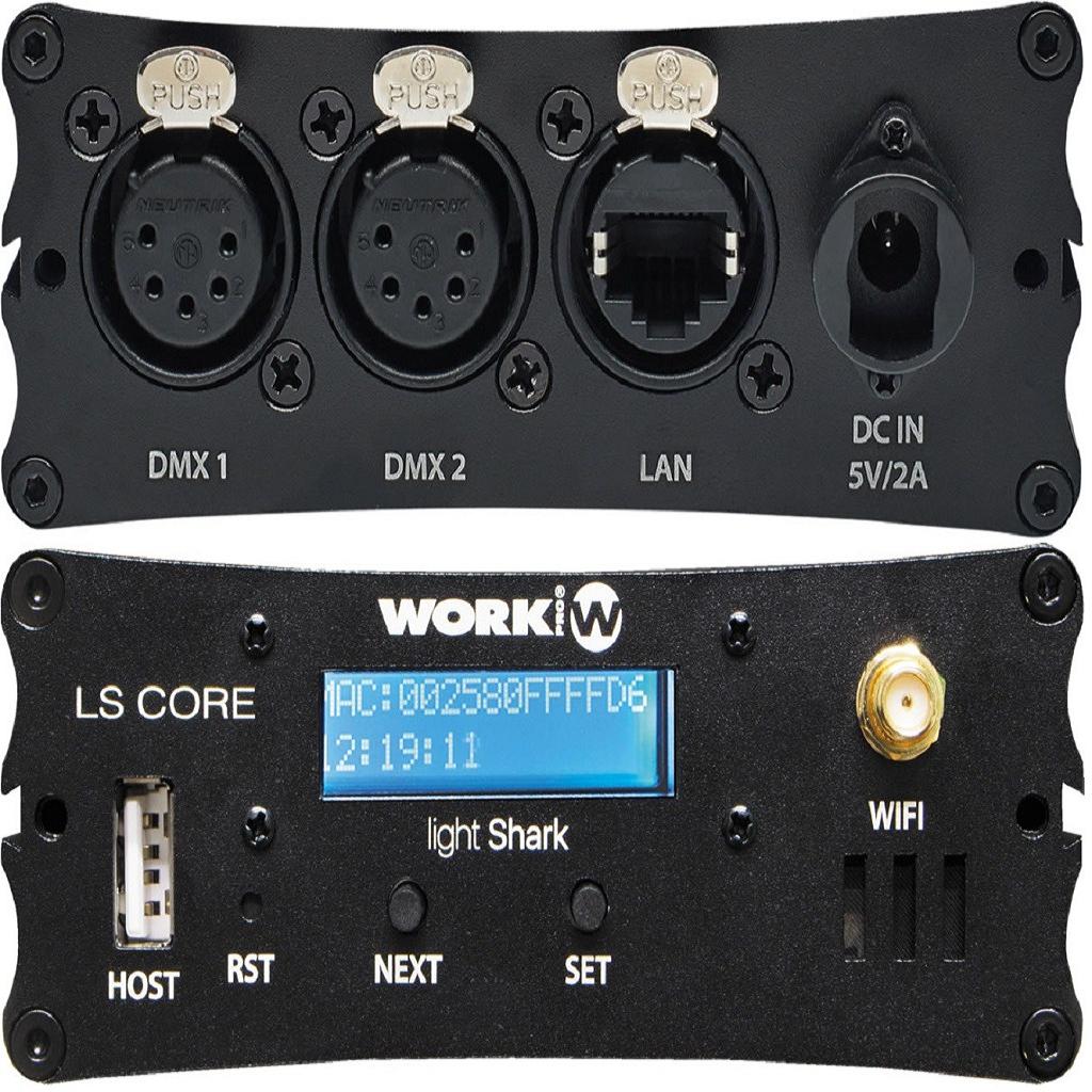 LightShark LS Core 1024